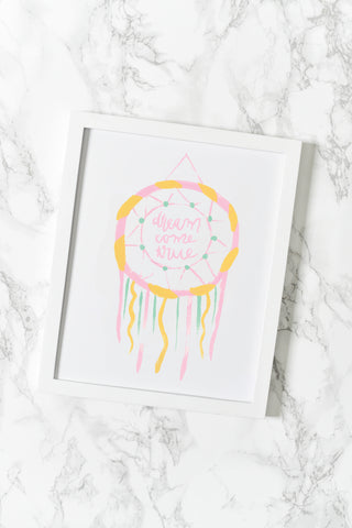 Dream Come True Print - [product type] - Hen Pen Paper Co