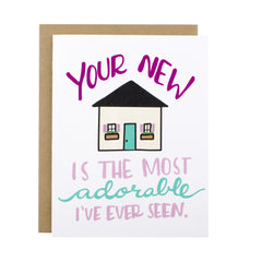 Adorable New Home - Hen Pen Paper Co
