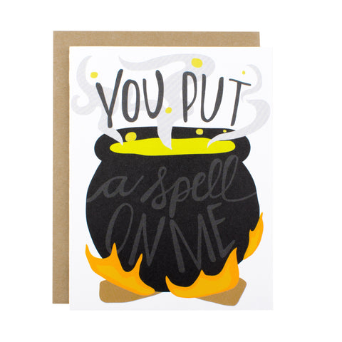 You Put A Spell On Me - [product type] - Hen Pen Paper Co