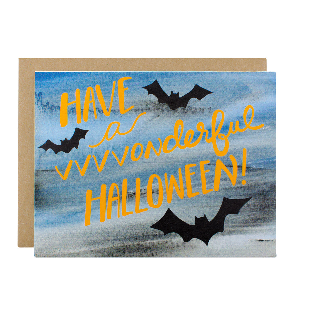 Have A Vonderful Halloween - [product type] - Hen Pen Paper Co