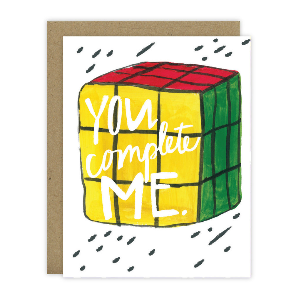 You complete me - [product type] - Hen Pen Paper Co