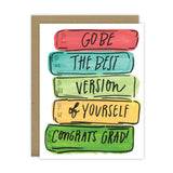 Be The Best Version of Yourself - Hen Pen Paper Co