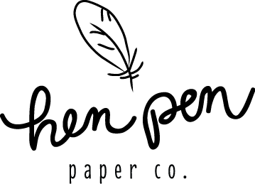 Hen Pen Paper Co