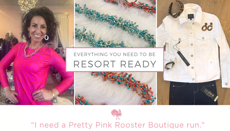 Who needs to be resort ready?