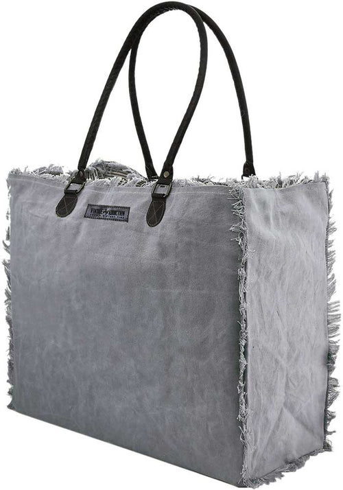 "The ""Amazing Grace Cross"" Market Tote"