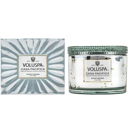 "The ""White Cypress"" Collection by Voluspa"