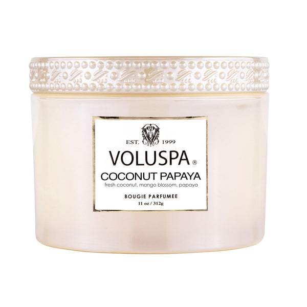 "The ""Branche Vermeil"" Collection by Voluspa"