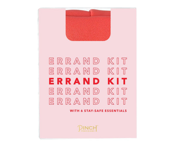 "The ""Errand Kit"" by Pinch Provisions"