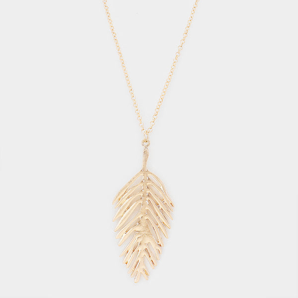 "The ""Feathertop"" Necklace"