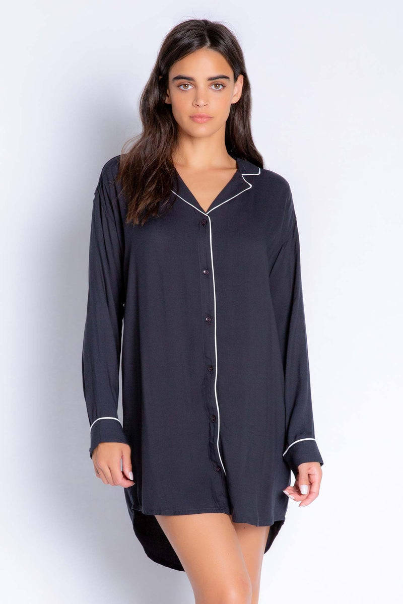 "The ""Fresh Friday"" Nightshirt by PJ Salvage"