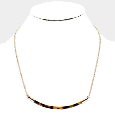 "The ""Basket Woven"" Necklace"