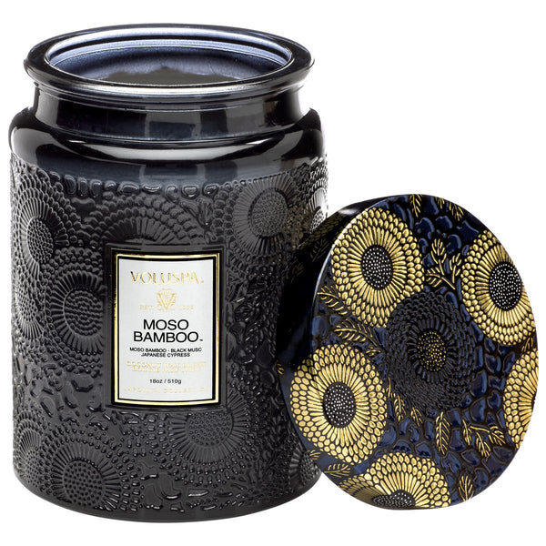 "The ""Moso Bamboo"" Collection by Voluspa"