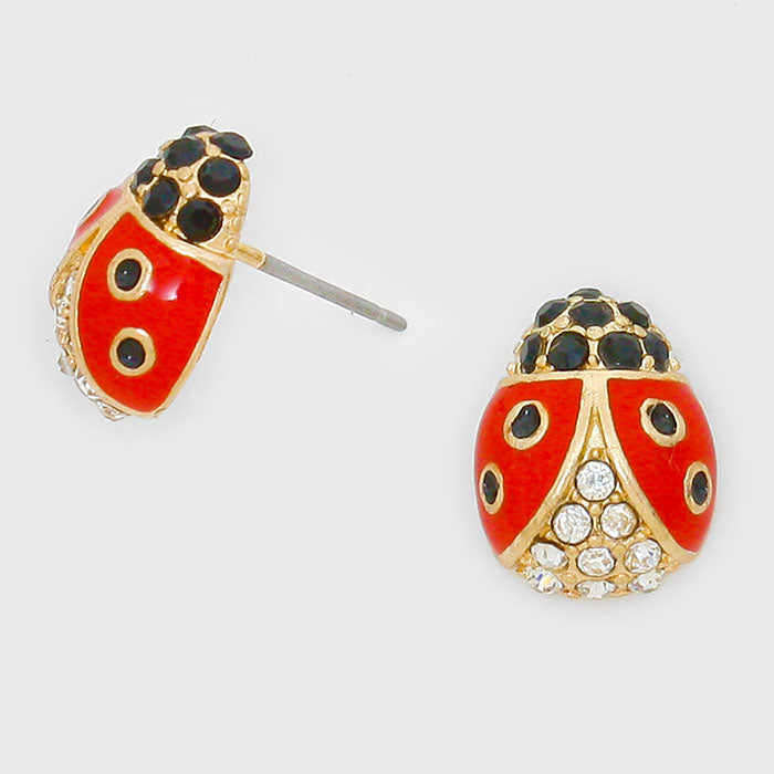 "The ""Luck Be a Lady"" Earrings"