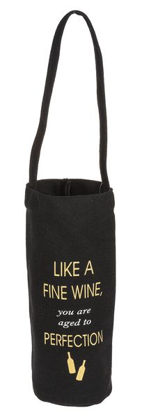 "The ""Over the Hill"" Wine Tote"