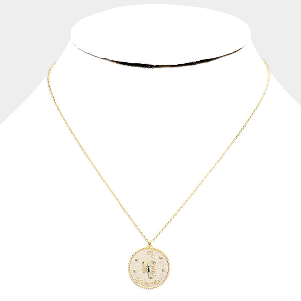 "The ""Zodiac"" Necklace"
