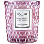 "The ""Rose Petal Ice Cream"" Collection by Voluspa"