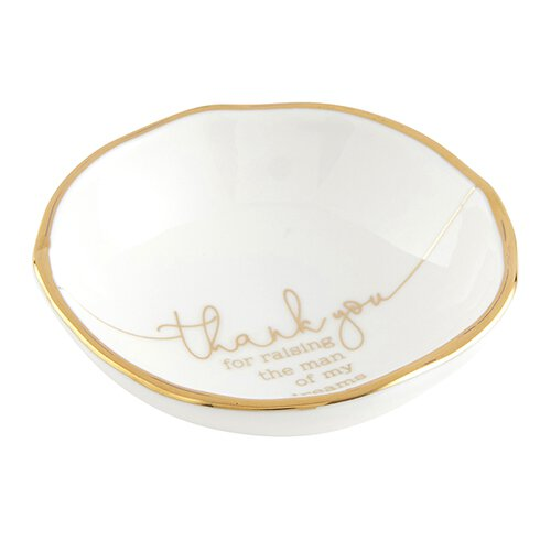 "The ""Man of My Dreams"" Jewelry Dish"