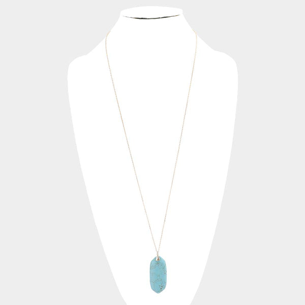 "The ""Turquoise Dream"" Necklace"