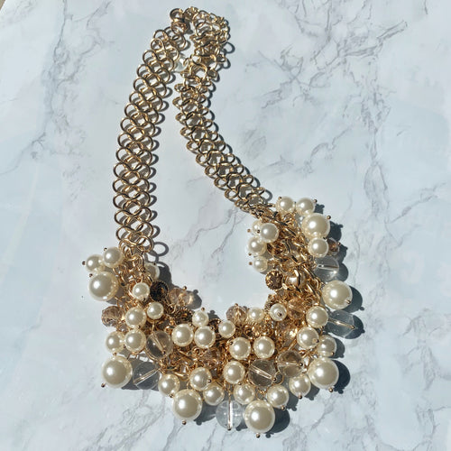 "The ""Pearl Inspired"" Necklace"