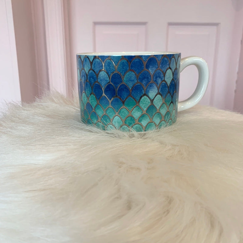 "The ""Mermaid Fin"" Mug"
