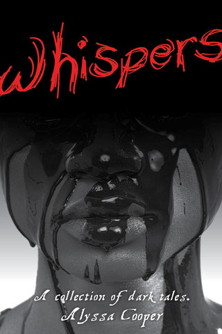 Whispers: A Collection of Dark Tales, paperback edition