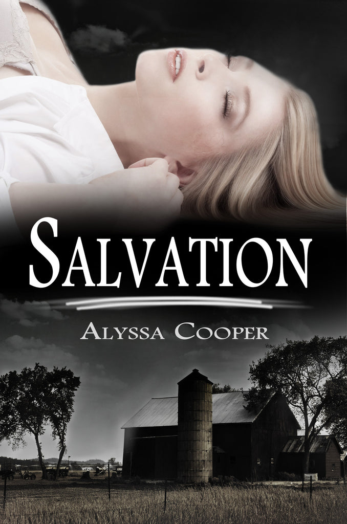 Salvation by Alyssa Cooper, paperback edition