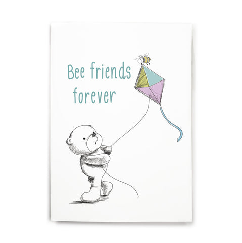 Bee friends forever