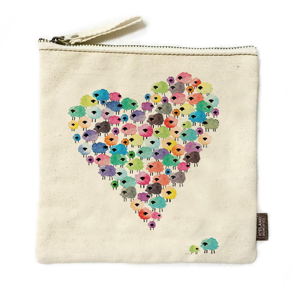 Flock of love Journey pouch