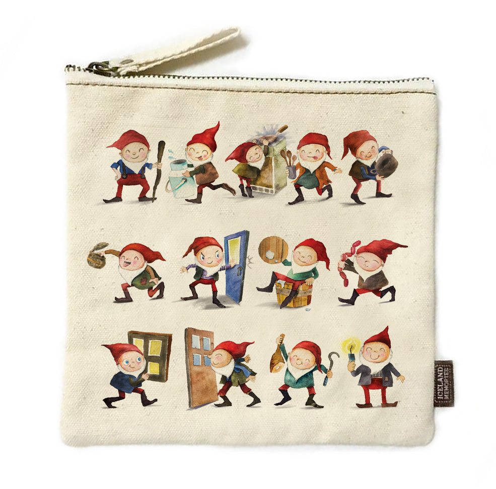 Yule lads Journey pouch