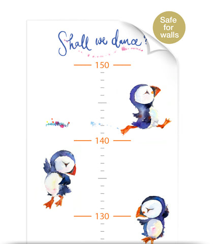 Growth chart - Puffin