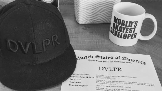 DVLPR® is officially Trademarked!