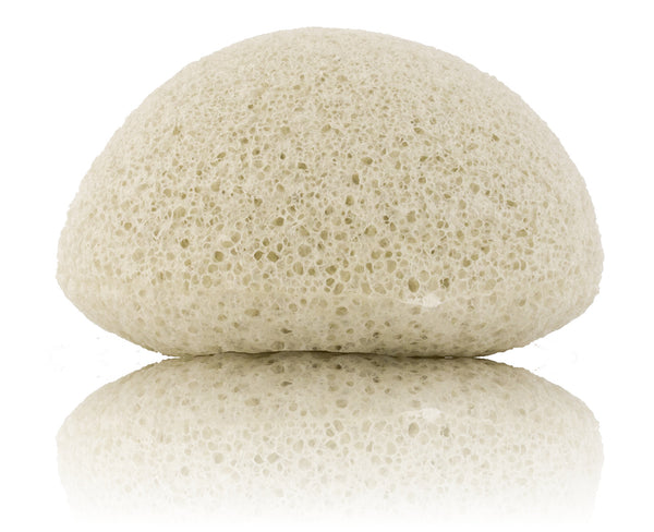 French Green Clay Konjac Sponge Puff