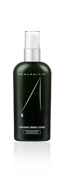 Dr. Alkaitis Organic Herbal Toner