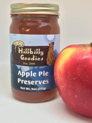 Apple Pie Preserves - 9 oz