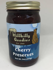 Cherry Preserves -9oz