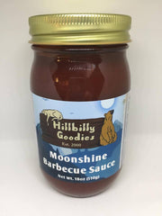 Moonshine Barbecue Sauce- 18 oz