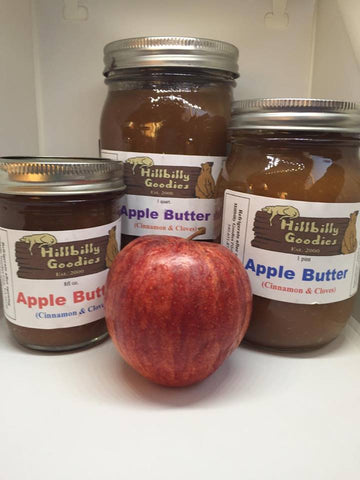 Apple Butter with Cinnamon & Cloves