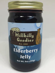 Elderberry Jelly - 9oz