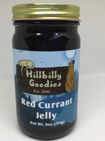 Red Current Jelly -9oz