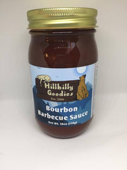 Bourbon Barbecue Sauce- 18 oz
