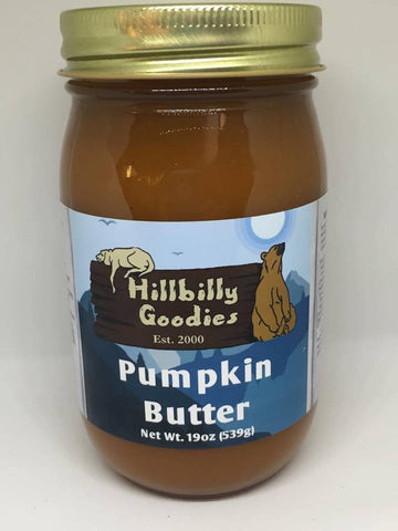 Pumpkin Butter -9oz