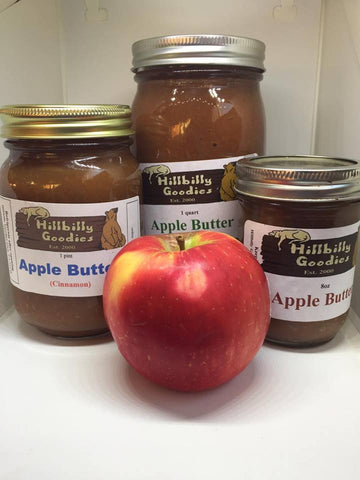 Apple Butter with Cinnamon