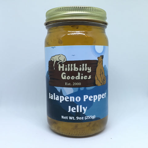 Jalapeno Pepper Jelly -9oz