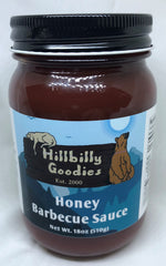 Honey Barbecue Sauce - 18oz