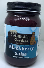 Blackberry Salsa - 16 oz