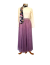 Tulle Skirt - Dusty Purple