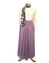 Tween Tulle Skirt - Dusty Purple