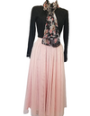 Tween Tulle Skirt - Nude Peach