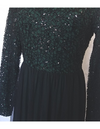 Rida Sequin Tulle Dress