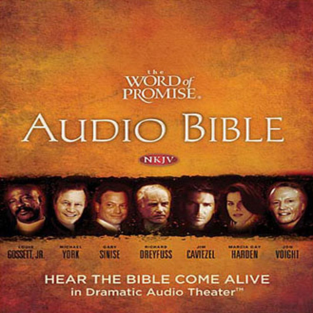 Word of Promise Audio Bible Table of Contents